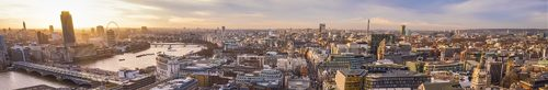 Historic buildings of London