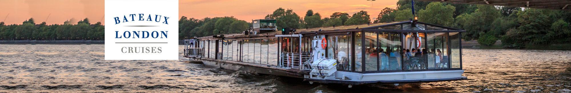 Bateaux LondonRestaurant cruise