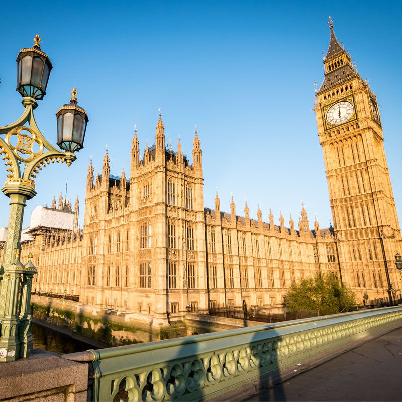 TOP 10 der London-Besuche