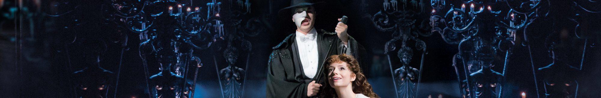 The Phantom of the Opera : The Musical