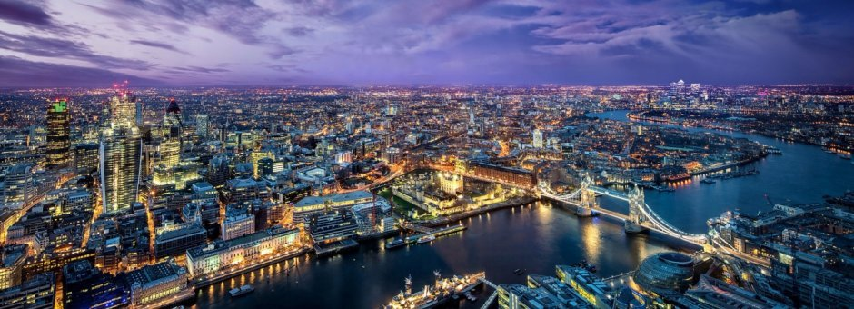 Besuchen Sie London mit dem Nachtbus