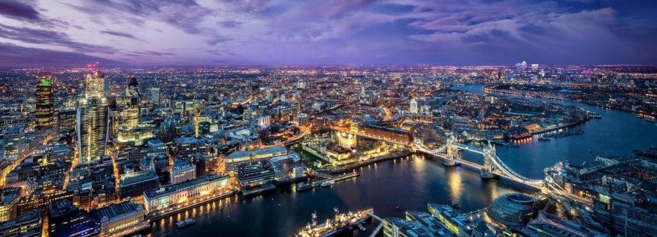 London by Night bus tour