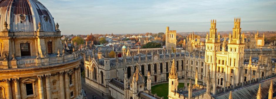 Oxford, Stratford, Cotswoldsand Warwick Castle tour