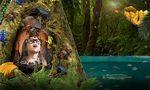 Sea Life London Aquarium : la faune et la flore de la forêt tropicale