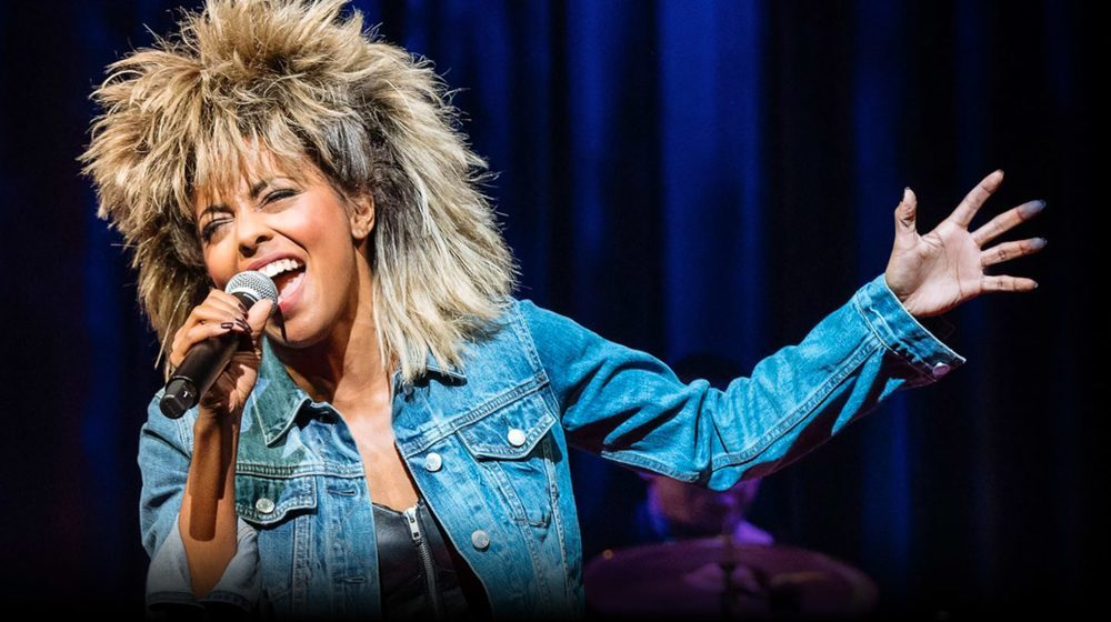 Comédie Musicale Londres - Tina Turner The Musical - Aldwych Theatre - Adrienne Warren est Tina Turner copyright Manuel Harlan