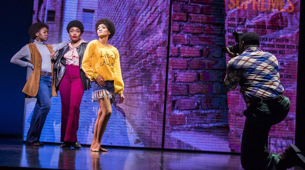 Motown The Musical au Shaftesbury Theatre à Londres ©Tristram-Kenton