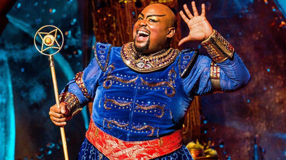 Comédie Musicale à Londres - Aladdin the Musical au Prince Edward Theatre