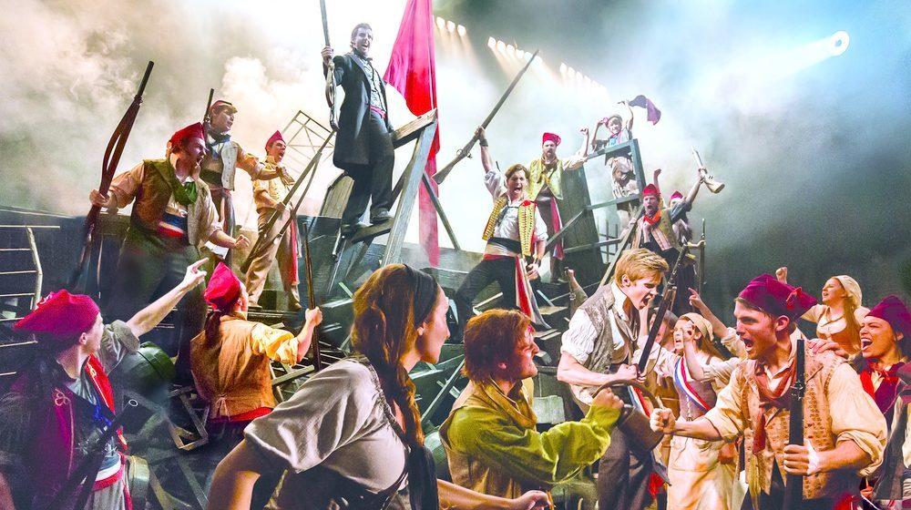 Comédie Musicale Les Misérables à Londres au Queen's Theatre