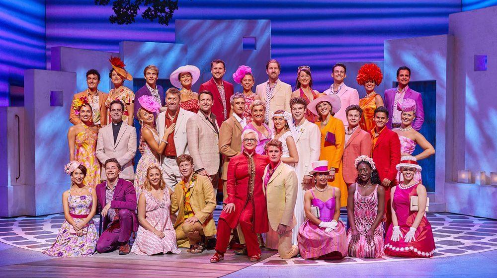 Comédie Musicale à Londres - Mamma Mia au Novello Theatre